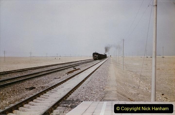 Pakistan and China 1996 June. (333) More linesiding. 333