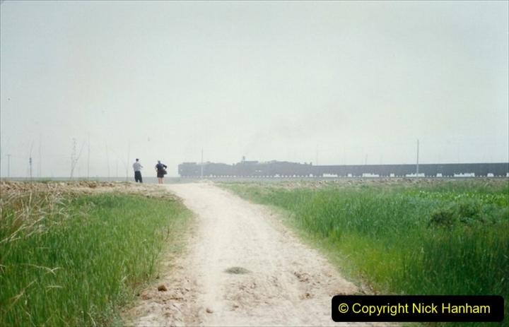 Pakistan and China 1996 June. (359) More linesiding. 359