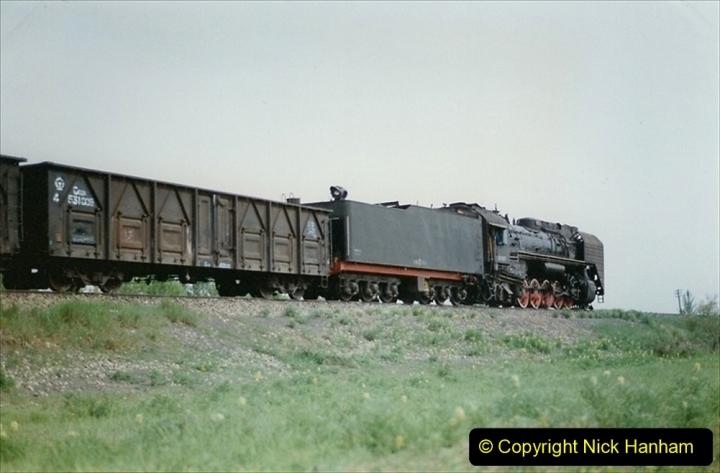 Pakistan and China 1996 June. (363) More linesiding. 363