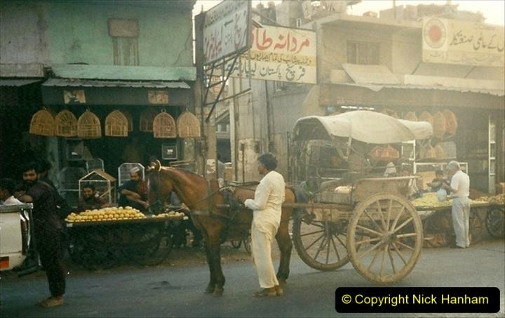 Pakistan and China 1996 June. (38) Karachi. 038
