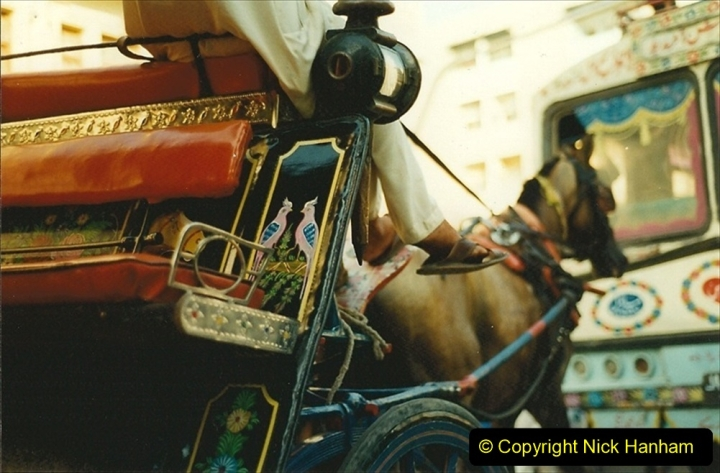 Pakistan and China 1996 June. (39) Karachi. 039