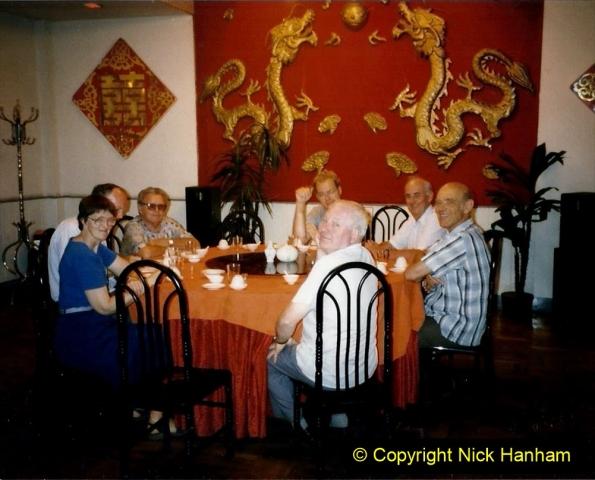 Pakistan and China 1996 June. (444) We move onto Yinchuan. 444