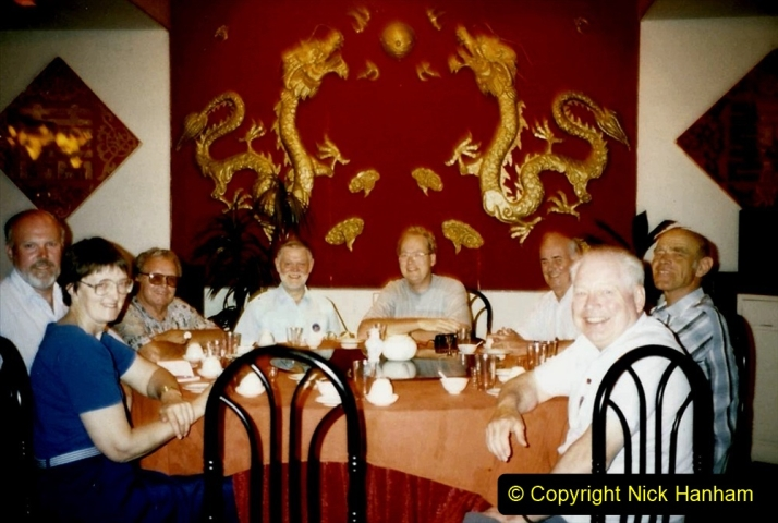 Pakistan and China 1996 June. (445) We move onto Yinchuan. 445
