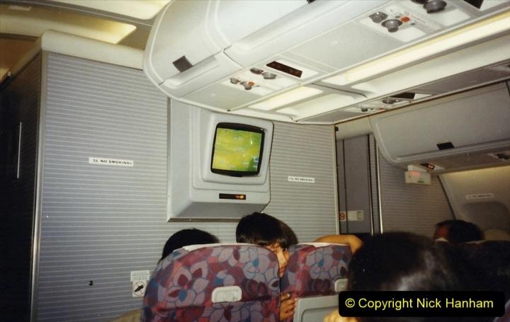 Pakistan and China 1996 June. (61) Karachi to Beijing. 061
