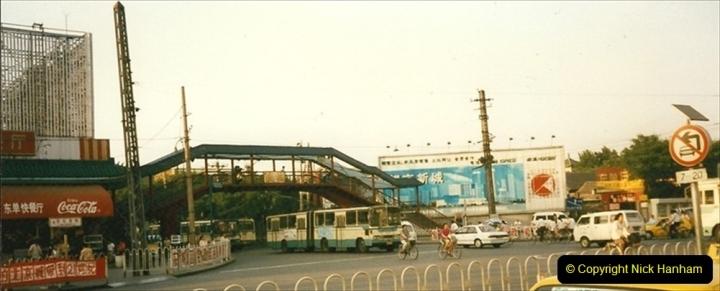 Pakistan and China 1996 June. (68) Beijing. 068
