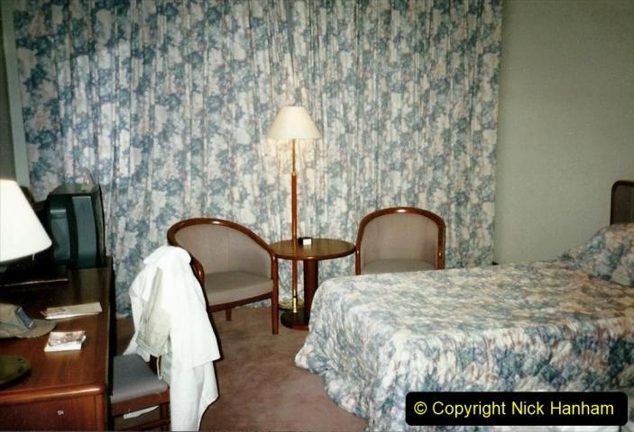 Pakistan and China 1996 June. (82) Beijing Hotel. 082