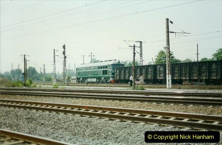 Pakistan and China 1996 June. (89) Fungti Yard. DF4. 089