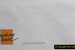 Pakistan and China 1996 June. (11) Karachi Hotel. 011