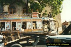 Pakistan and China 1996 June. (14) Around Karachi. 014