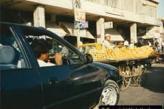 Pakistan and China 1996 June. (15) Around Karachi. 015