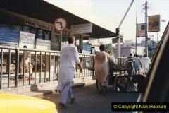 Pakistan and China 1996 June. (16) Around Karachi. 016