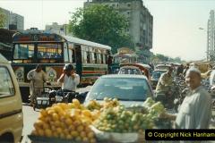 Pakistan and China 1996 June. (27) Karachi. 027