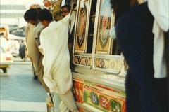 Pakistan and China 1996 June. (33) Karachi. 033