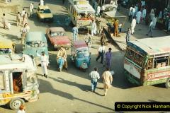 Pakistan and China 1996 June. (37) Karachi. 037