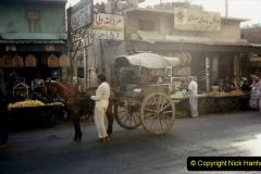 Pakistan and China 1996 June. (54) Karachi.  Local Market. 054