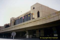 Pakistan and China 1996 June. (58) Karachi Airport.058