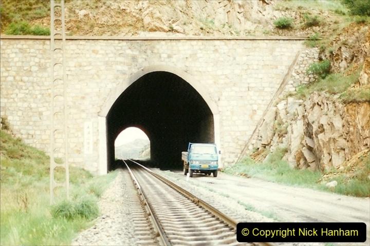 Pakistan and China 1996 June. (13) The Bayanobo Branch. 013