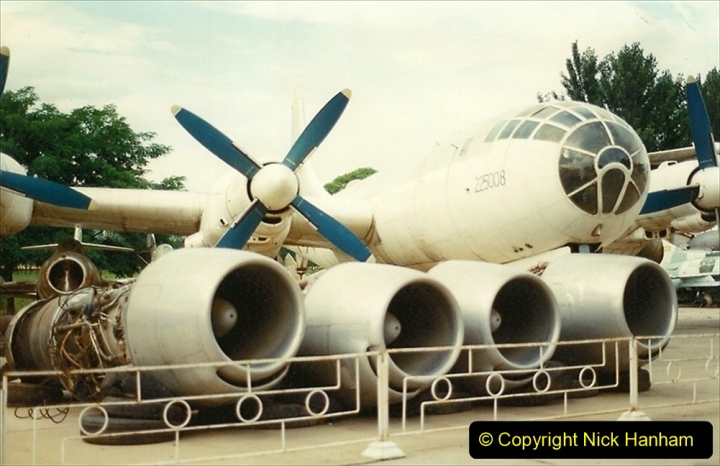 Pakistan and China 1996 June. (161) Aircraft Museum near Beijing. 161
