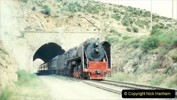 Pakistan and China 1996 June. (18) The Bayanobo Branch. 018