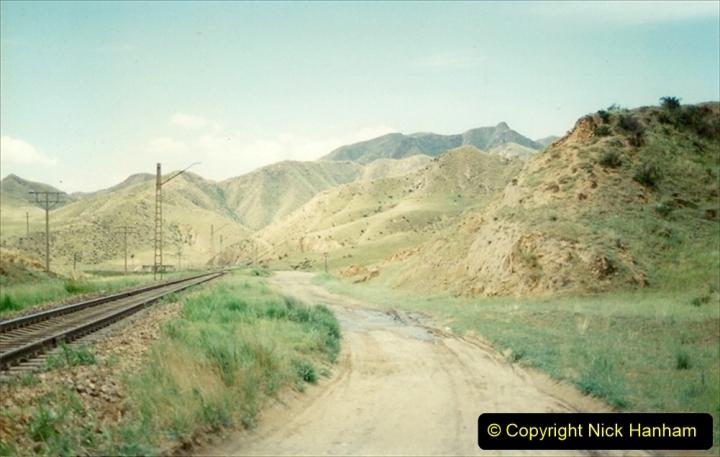 Pakistan and China 1996 June. (21) The Bayanobo Branch. 021