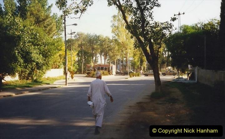 Pakistan and China 1996 June. (242) Islamabad. 242