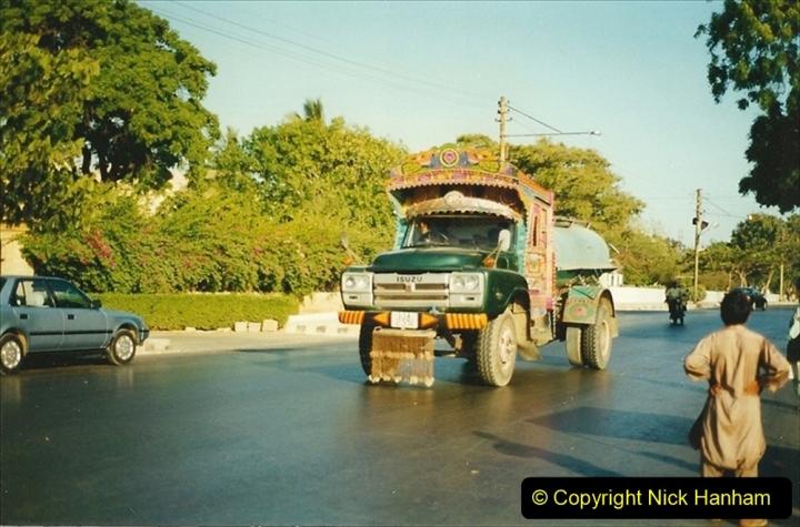 Pakistan and China 1996 June. (243) Islamabad. 243