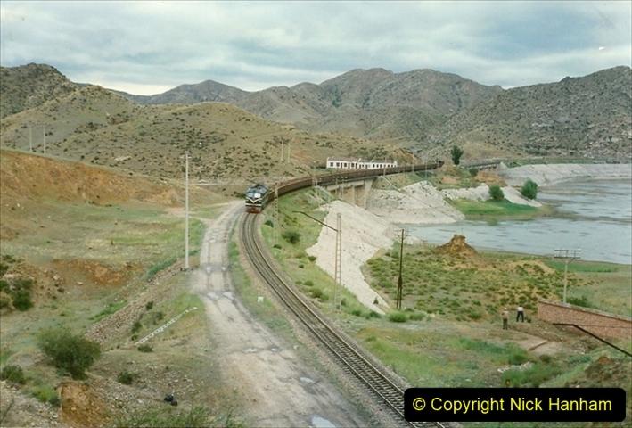 Pakistan and China 1996 June. (3) The Bayanobo Branch. 003