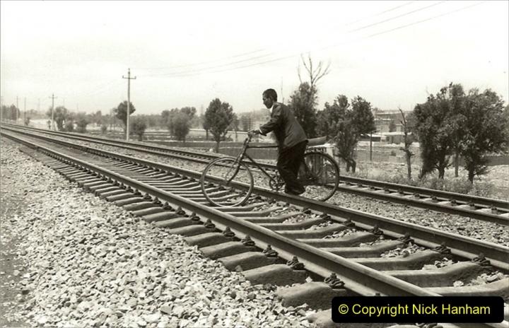 Pakistan and China 1996 June. (368) 368