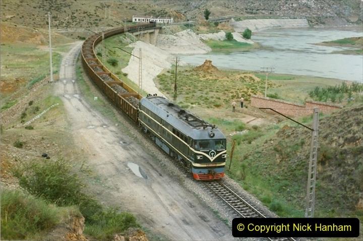 Pakistan and China 1996 June. (4) The Bayanobo Branch. 004
