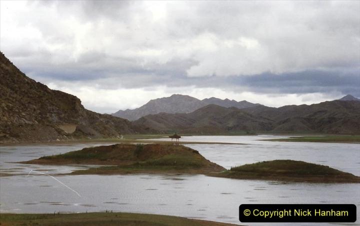 Pakistan and China 1996 June. (5) The Bayanobo Branch. 005