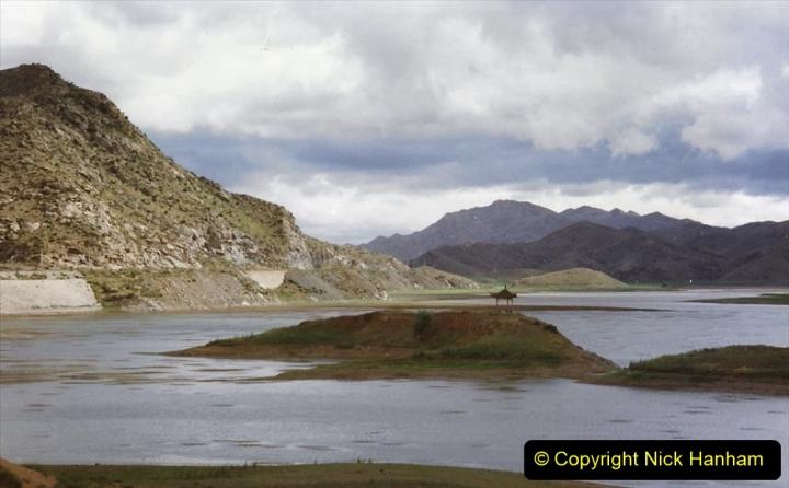 Pakistan and China 1996 June. (6) The Bayanobo Branch. 006