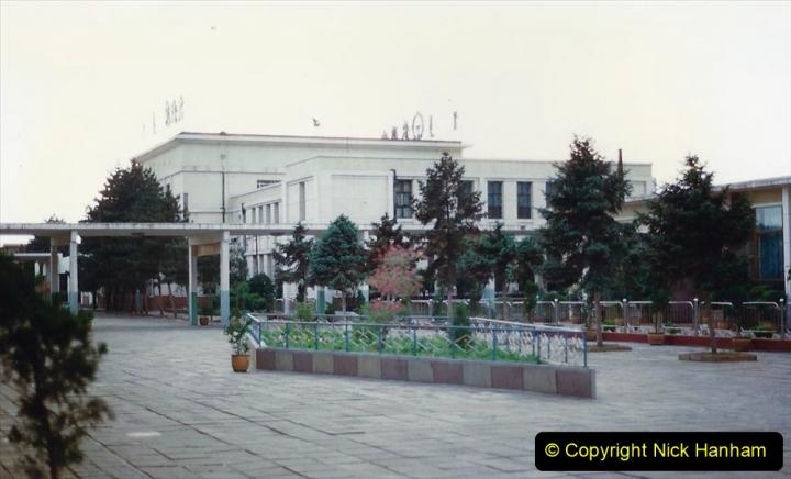 Pakistan and China 1996 June. (76) Baotou Station. 076