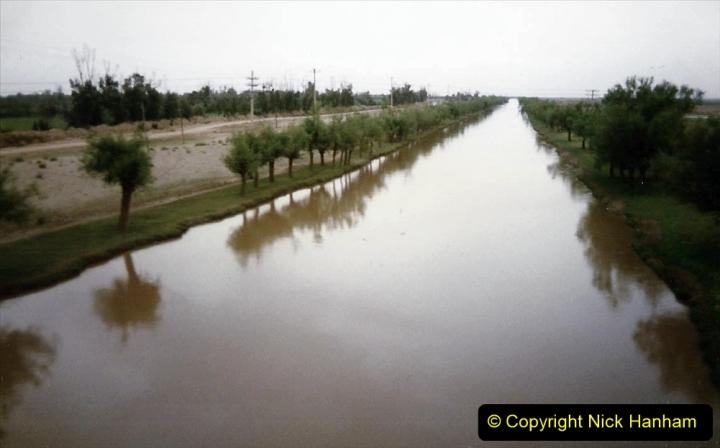 Pakistan and China 1996 June. (87) Baotou to Beijing. 087