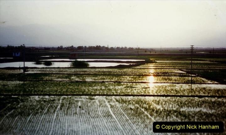 Pakistan and China 1996 June. (89) Baotou to Beijing. 089