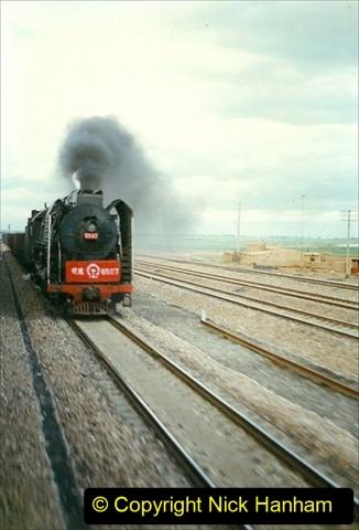 Pakistan and China 1996 June. (93) Baotou to Beijing. 093