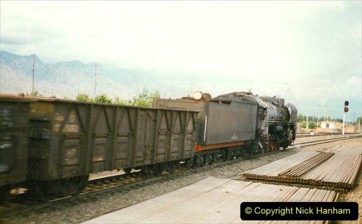 Pakistan and China 1996 June. (94) Baotou to Beijing. 094