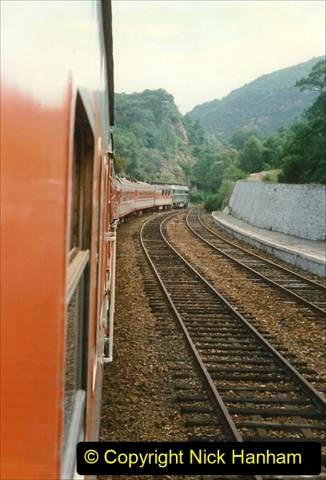 Pakistan and China 1996 June. (98) Baotou to Beijing. 098