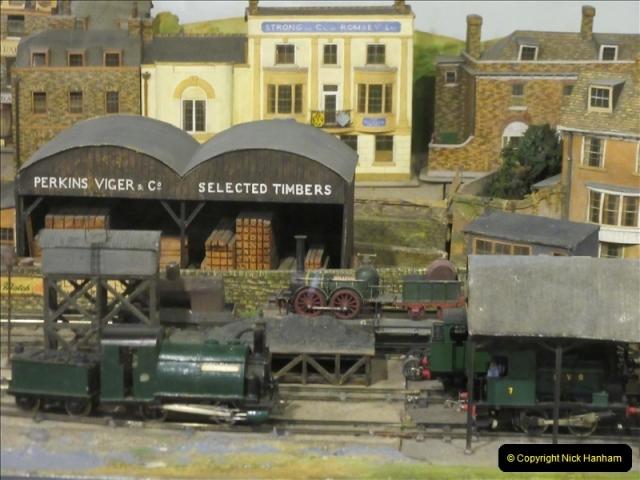 2019-04-14 Pendon Museum, Long Wittenham, Abbingdon, Oxfordshire. (37) 037