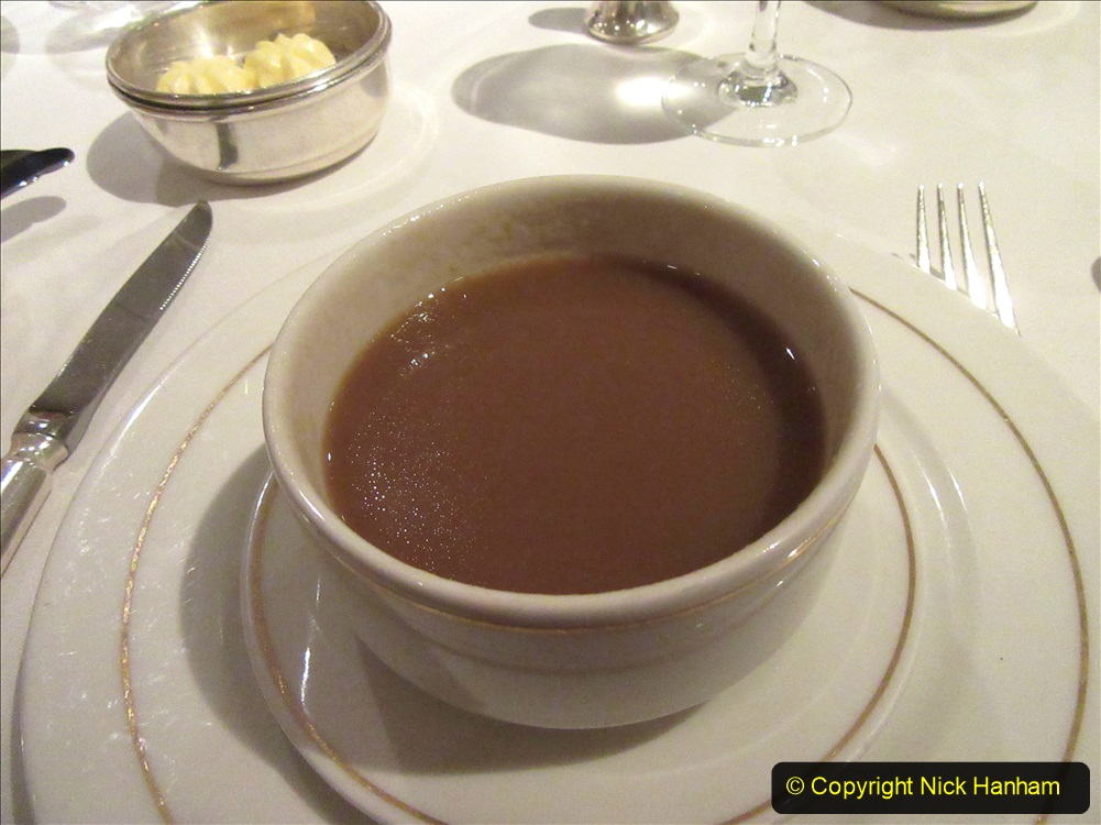 2019_11_03 to 17 Cunard's Queen Mary New York to Southampton @ first Literature Festival at Sea.  (121) Our last formal evening. 121