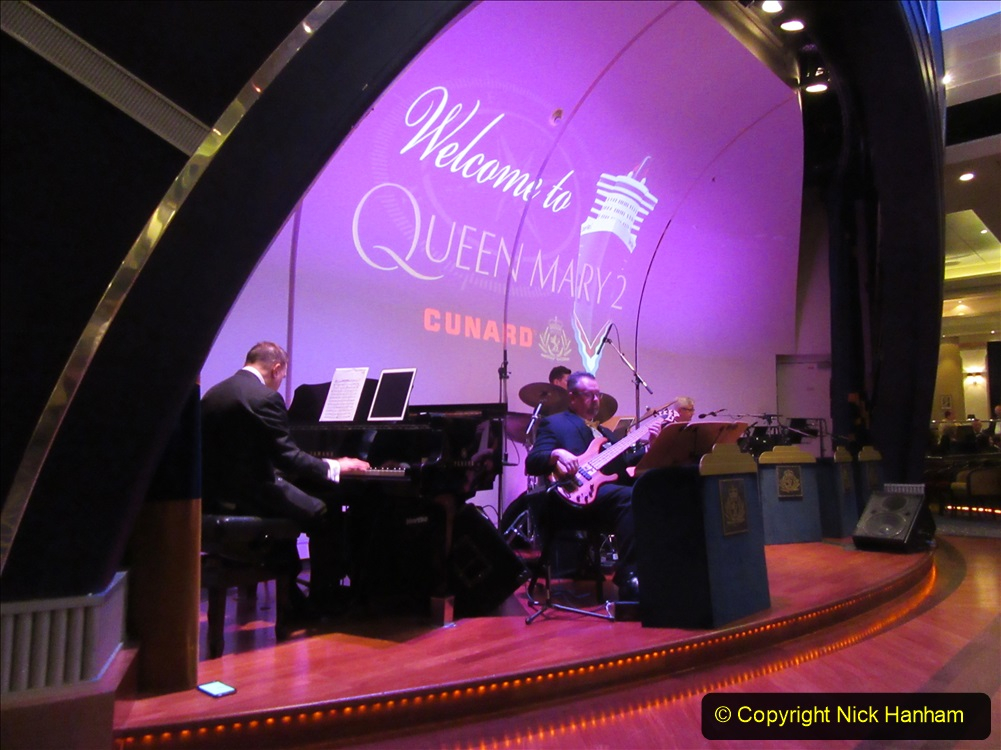 2019_11_03 to 17 Cunard's Queen Mary New York to Southampton @ first Literature Festival at Sea.  (13) 013