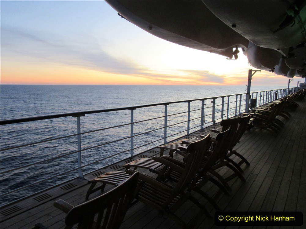 2019_11_03 to 17 Cunard's Queen Mary New York to Southampton @ first Literature Festival at Sea.  (27) At Sea.027
