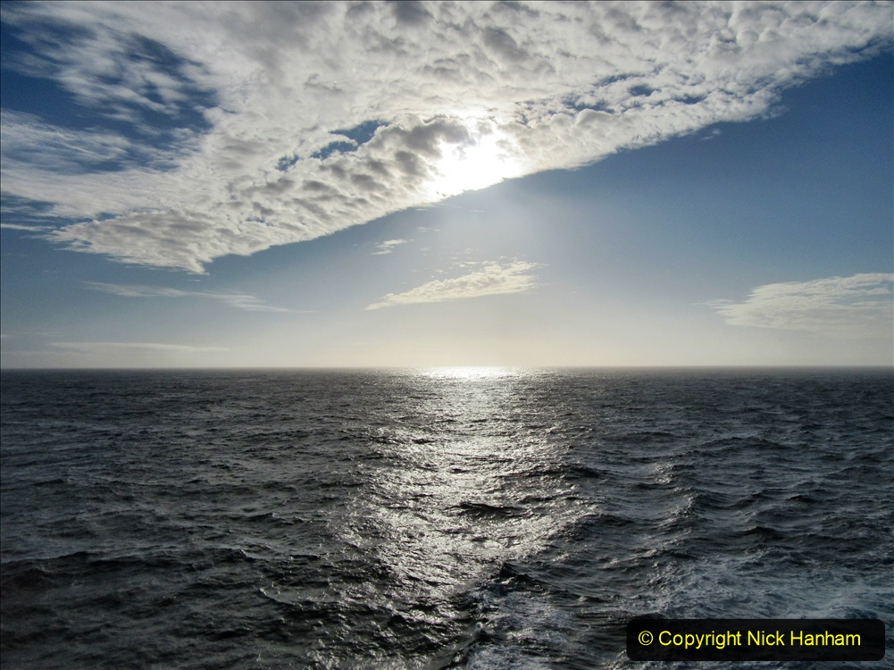 2019_11_03 to 17 Cunard's Queen Mary New York to Southampton @ first Literature Festival at Sea.  (48) Eastbound on the Atlantic back to GB. 048