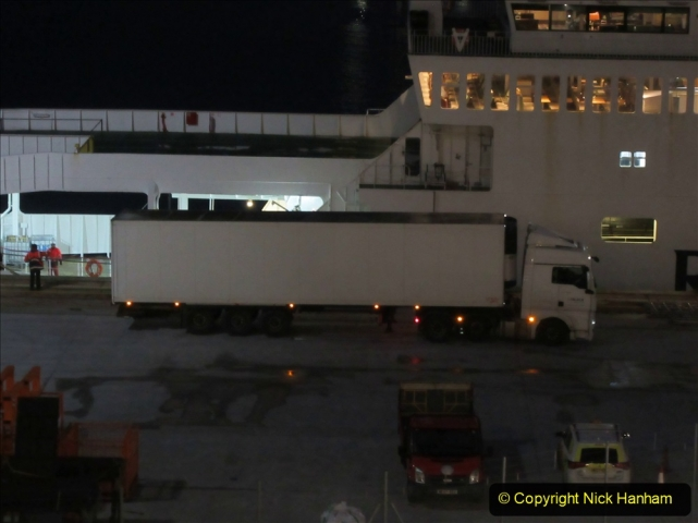 2019_11_03 to 17 Cunard's Queen Mary New York to Southampton @ first Literature Festival at Sea. (157) Back in Southampton. 157