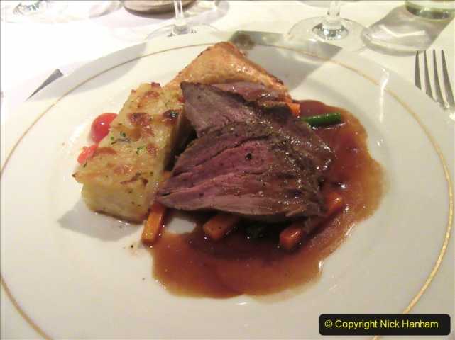 2019_11_03 to 17 Cunard's Queen Mary New York to Southampton @ first Literature Festival at Sea.  (22) Formal Evening. 022