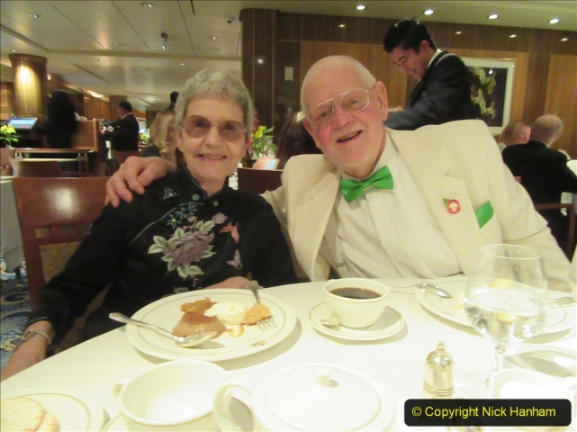 2019_11_03 to 17 Cunard's Queen Mary New York to Southampton @ first Literature Festival at Sea.  (26) Formal Evening. 026