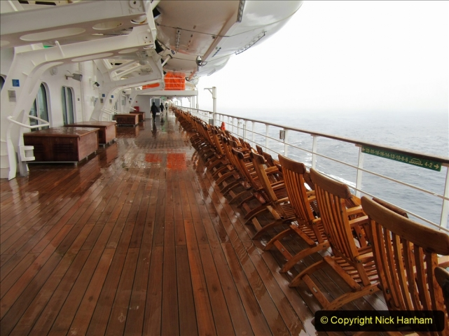 2019_11_03 to 17 Cunard's Queen Mary New York to Southampton @ first Literature Festival at Sea.  (71) A day at sea. 071