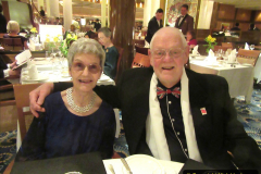 2019_11_03 to 17 Cunard's Queen Mary New York to Southampton @ first Literature Festival at Sea.  (115) Our last formal evening. 115