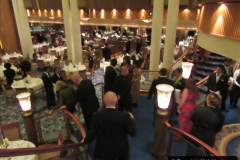 2019_11_03 to 17 Cunard's Queen Mary New York to Southampton @ first Literature Festival at Sea.  (17) Formal Evening. 017