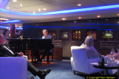 2019_11_03 to 17 Cunard's Queen Mary New York to Southampton @ first Literature Festival at Sea.  (60) Evening entertainment.060