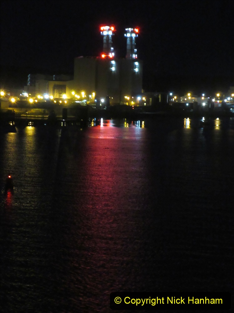 2019-11-03 to 17 Cunard's Queen Mary Southampton to New York. (147) 147